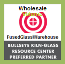 Warm Glass Supply @ Fused Glass Warehouse