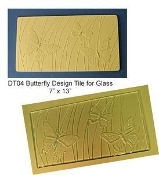 DT04 Butterfly Texture Tile