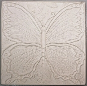 DT30 Sq. Butterfly Frit Texture Tile