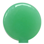 O=Effetre Rod Nile Green 104 coe 5-6mm
