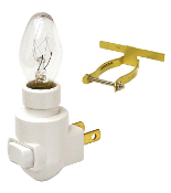 Night Light With 4w Bulb