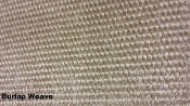 Burlap Weave-GlassTextiles Cloth #SC40