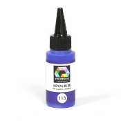 113-Color Line Pen,Royal Blue 2.2oz.