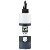 119 Color Line Refill, Black, 10.5 oz.