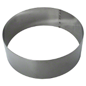 Stainless Steel 3'' High Casting Ring
