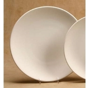C99787- XL Round Coupe Platter 15.62''R