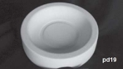 Plain Dish Small 7.5''R