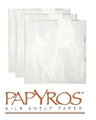 "Papyros Kiln Shelf Paper (20"" x 20"")"