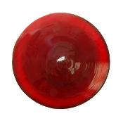 Ruby Red Rondel