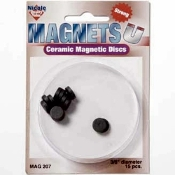 Ceramic Magetic Disc 3/8''